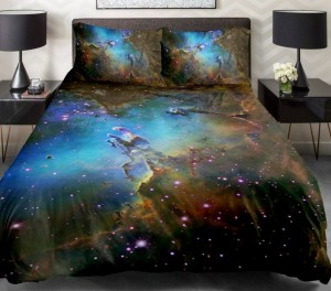 Luxury-Space-Galaxy-Duvet-Cover